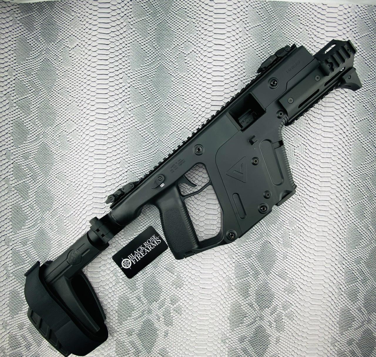 Kriss Vector SDP SB G2 9mm Threaded