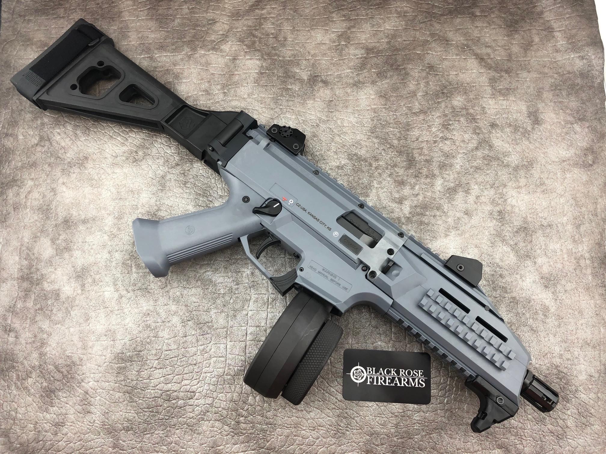 50rd firearms