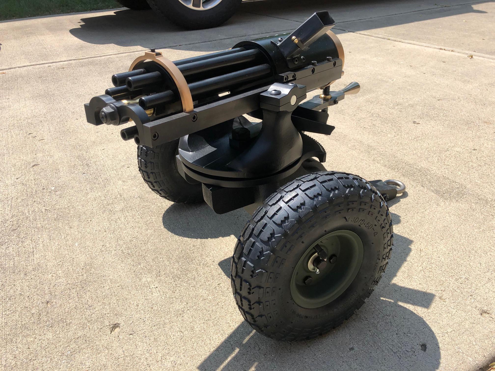 Tippmann Armory Mini Gatling Gun 9mm